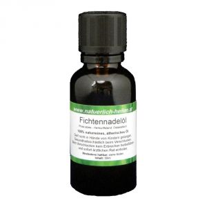 Ätherisches Fichtennadelöl 100% naturrein 30ml